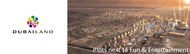 Plots in Dubailand Residential Complex